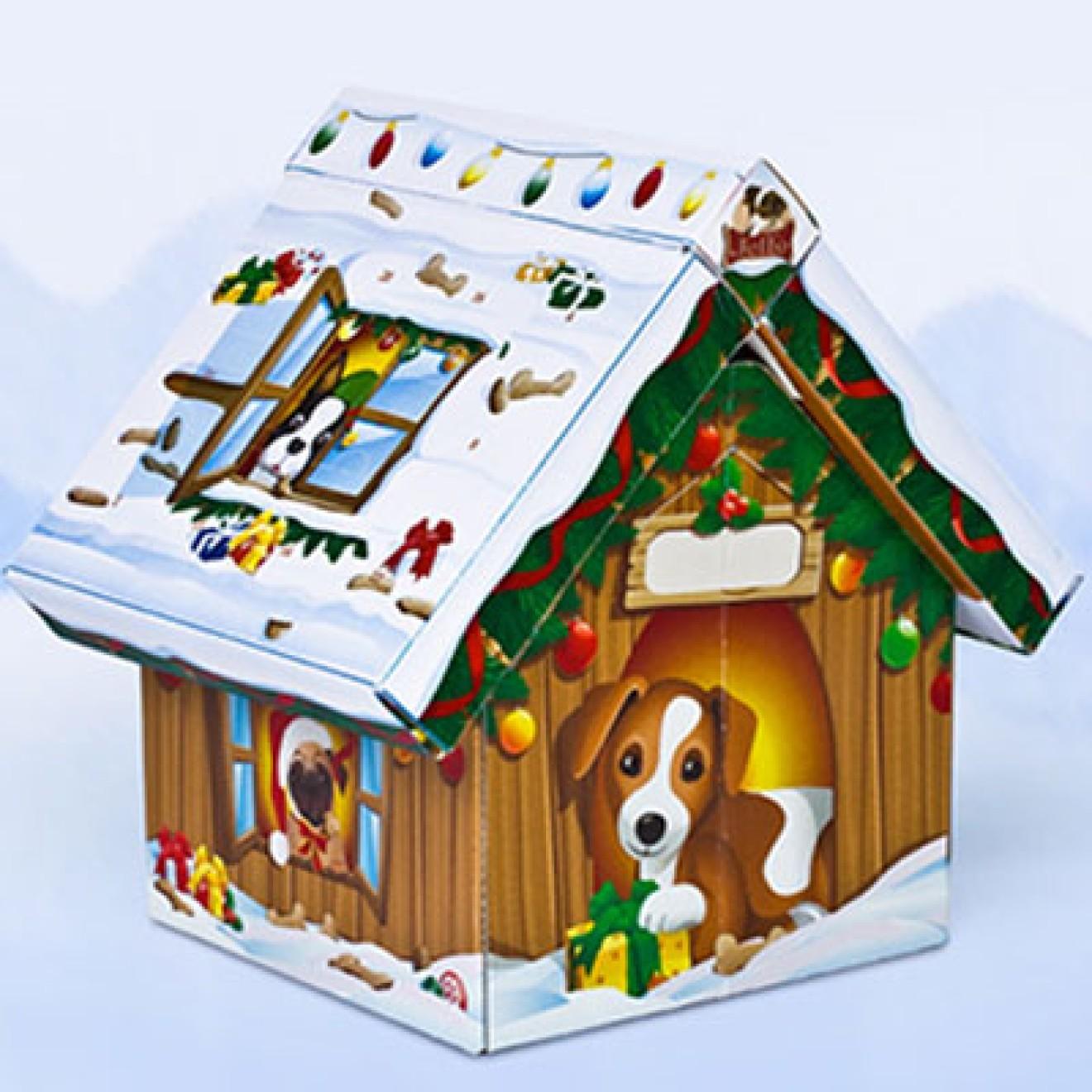 Weihnachtskalender Für Hunde.Personalisierbarer Bio Adventskalender Für Hunde