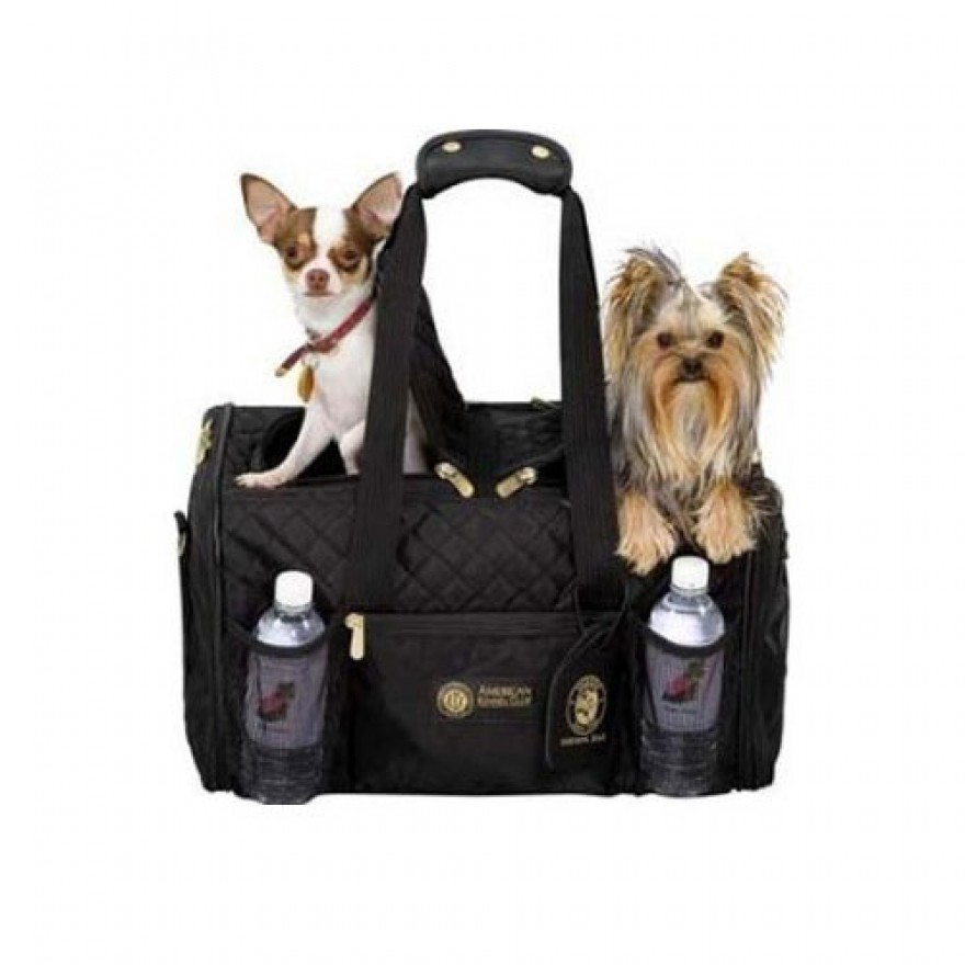hundetasche f r zwei hunde doppel hundetasche doppel hundetransporttasche. Black Bedroom Furniture Sets. Home Design Ideas