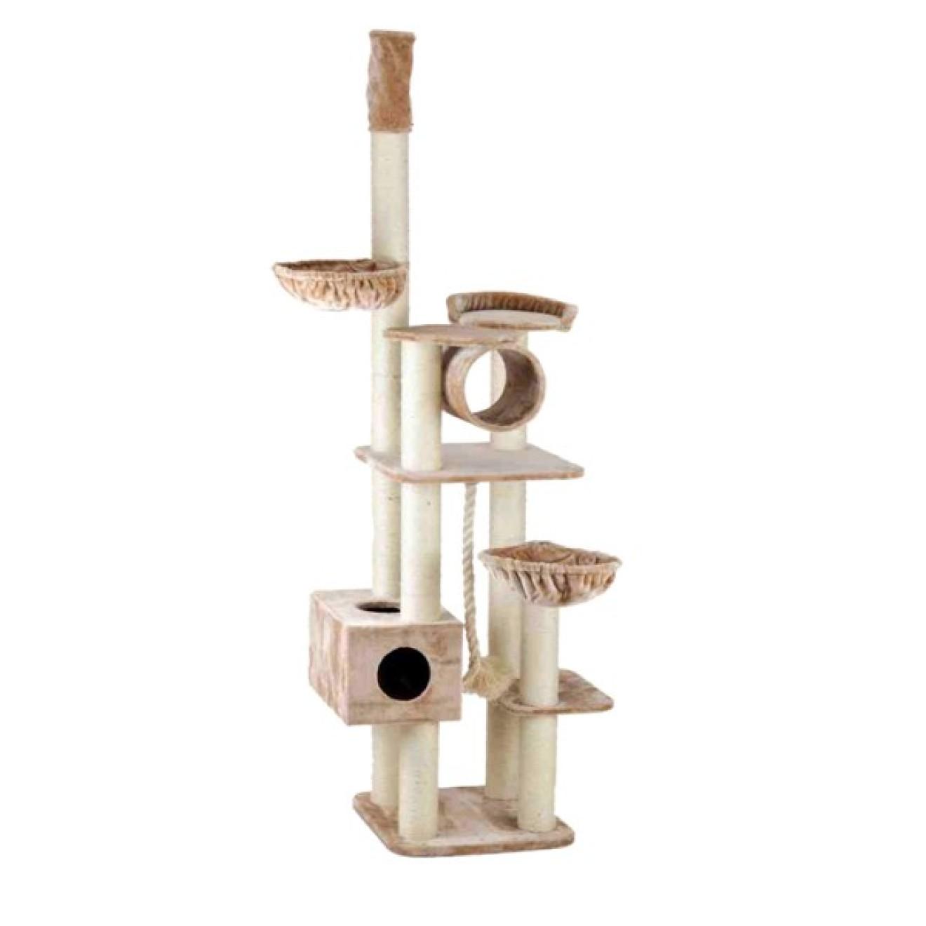 deckenhoher kletterbaum f r katzen maisy kratzbaum gro online kaufen. Black Bedroom Furniture Sets. Home Design Ideas