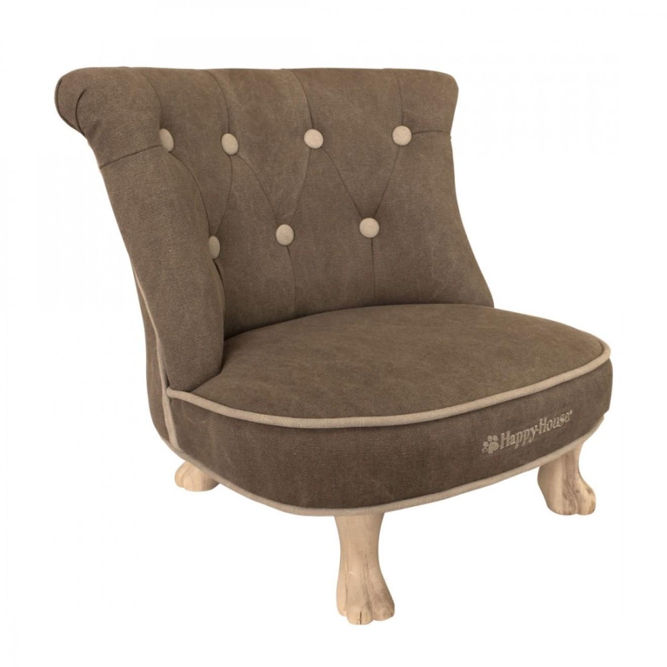 Luxus sessel  Luxus-Hundesessel taupe, Luxus-Sessel für Hunde online kaufen