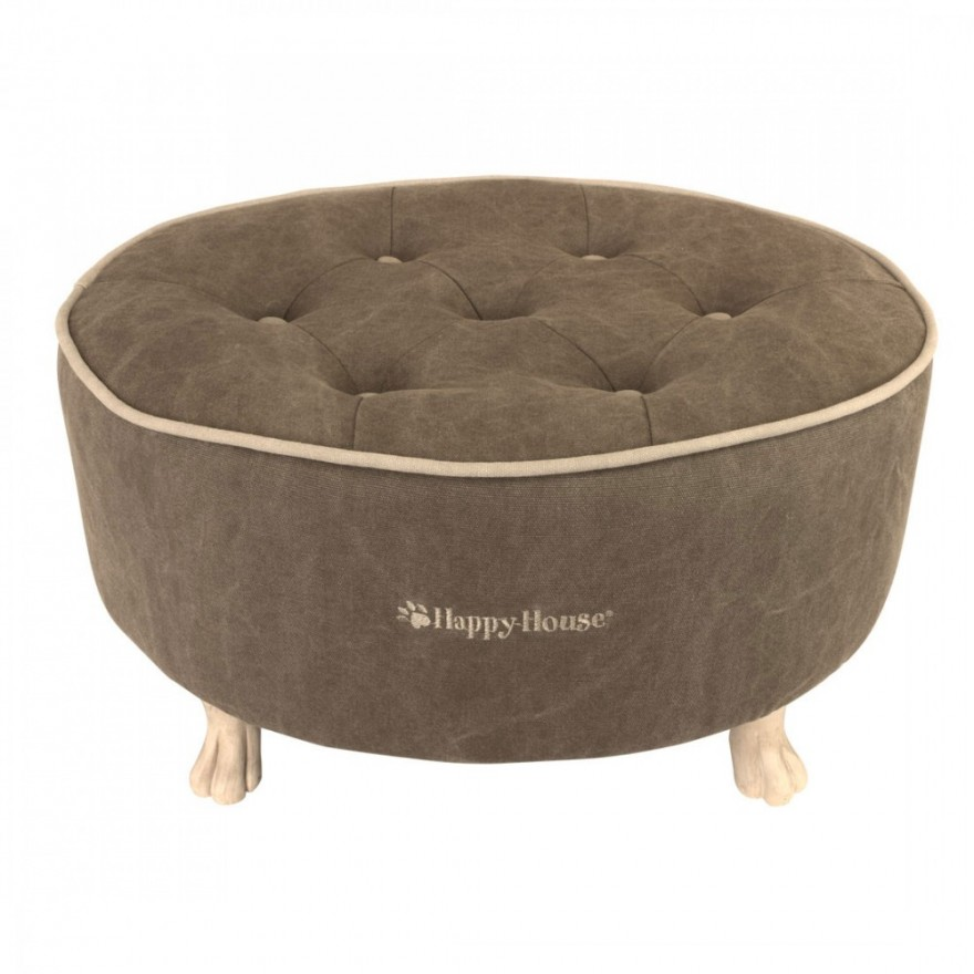 luxus pouf f r hunde luxus hocker f r hunde online kaufen. Black Bedroom Furniture Sets. Home Design Ideas