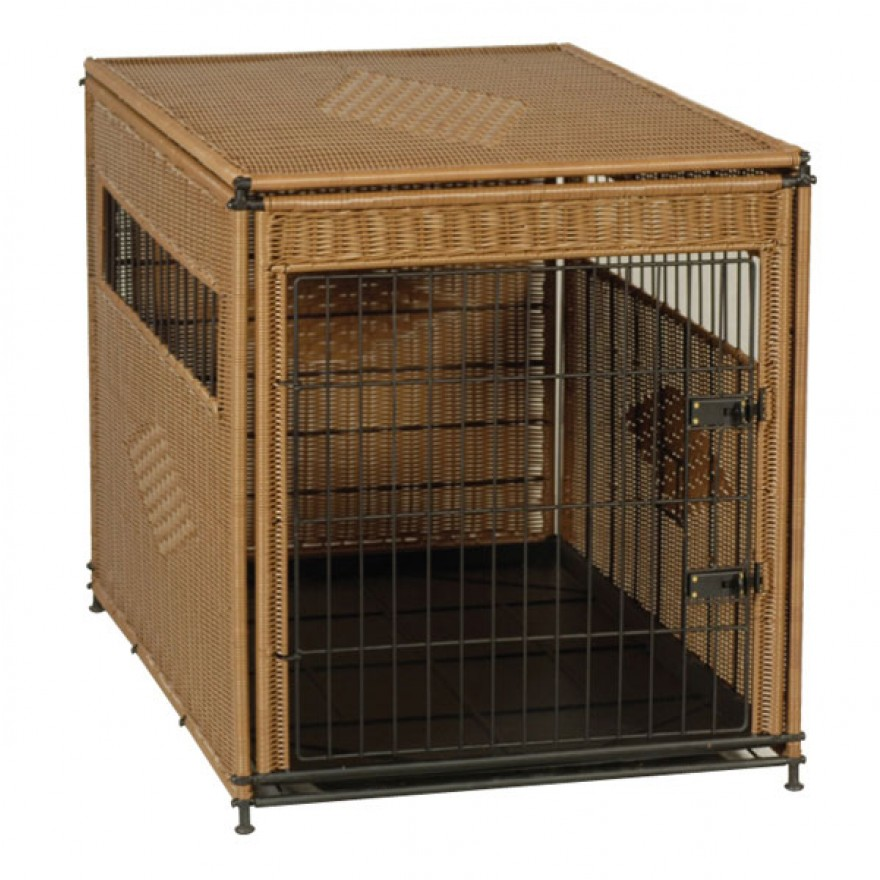 rattan hundebox nizza camel hundetransportbox. Black Bedroom Furniture Sets. Home Design Ideas