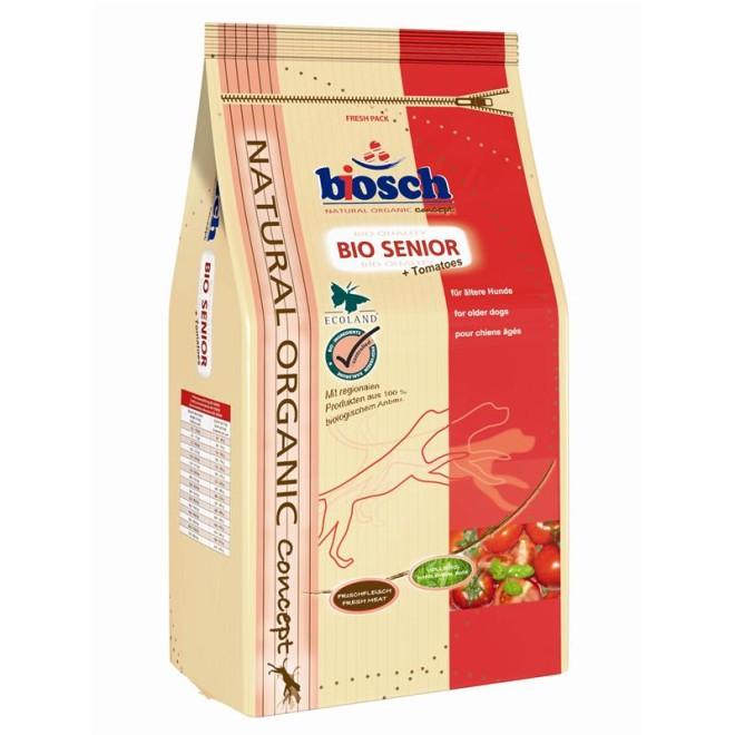 bosch bio senior tomatoes bio hundefutter f r ltere hunde und senioren. Black Bedroom Furniture Sets. Home Design Ideas