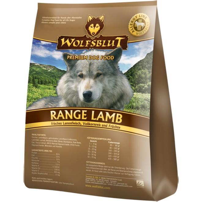 trockenfutter wolfsblut range lamb anti allergy. Black Bedroom Furniture Sets. Home Design Ideas