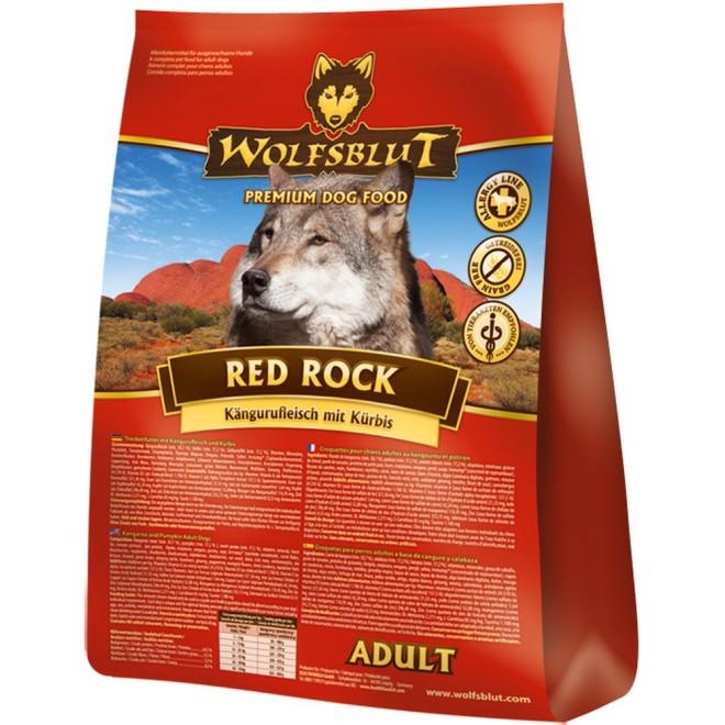 trockenfutter wolfsblut red rock. Black Bedroom Furniture Sets. Home Design Ideas