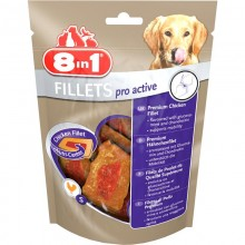 8in1 Fillets Pro Active 80g Beutel