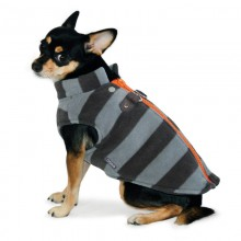Fleece-Hundeweste Active Dog mit D-Ring - neue Kollektion aus NYC