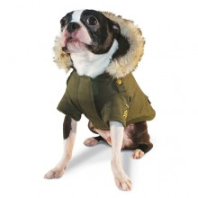 Hundejacke Army Coat - Neue Kollektion NYC