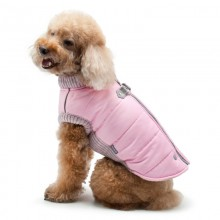 Hundejacke Athletic rosa - neue Kollektion aus New York City