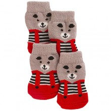 ABS-Hundesocken My Sweet Teddy, Grösse S, M, L