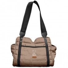 Hundetasche Arrow taupe
