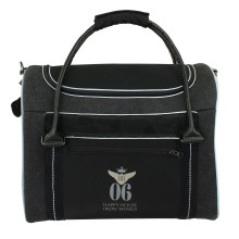Hundetasche Iron Wings Black