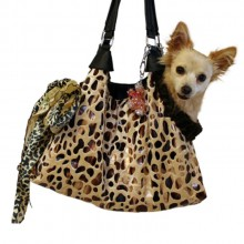 Hundetasche City Tan