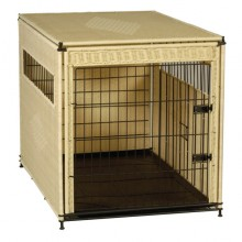 Rattan-Hundebox Nizza nature AUSLAUFARTIKEL