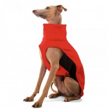 Hachico HOME rot Windhund- und Whippetpullover