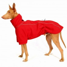 Marty rot Windhund- und Whippetpullover