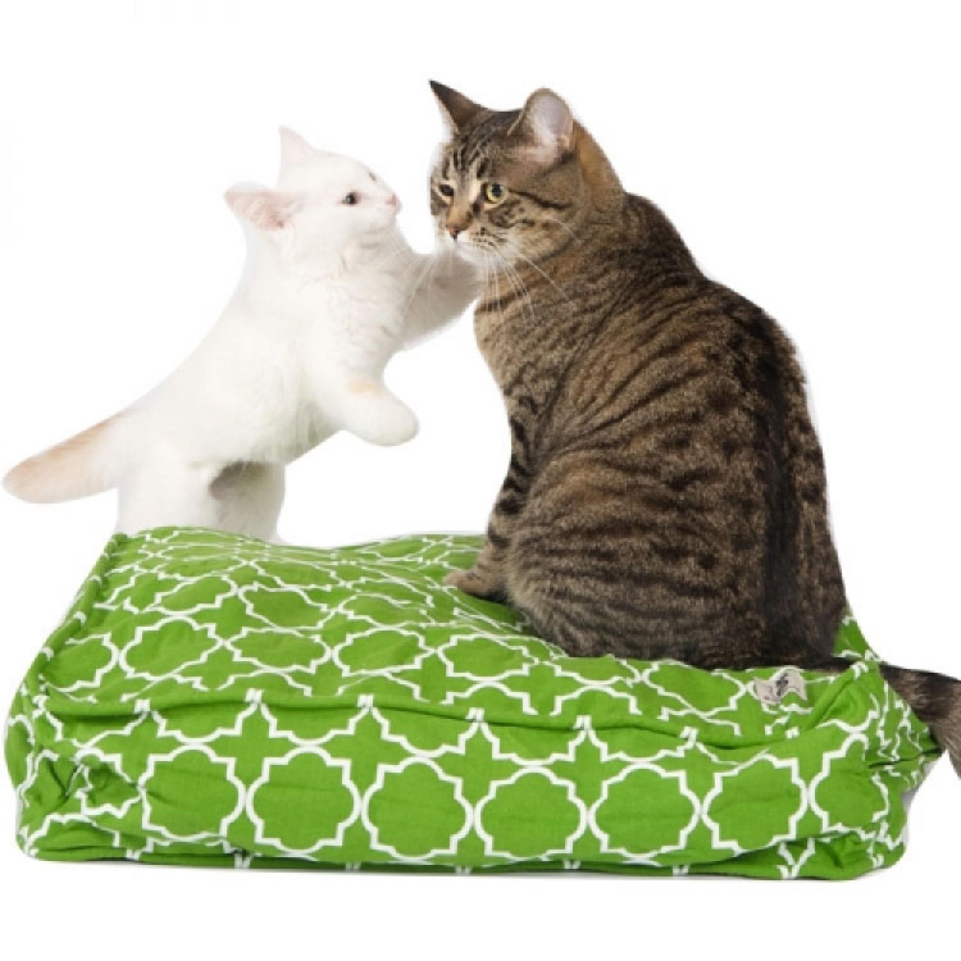 katzenkissen bezug zum selberf llen koh mak kissen f r katzen. Black Bedroom Furniture Sets. Home Design Ideas