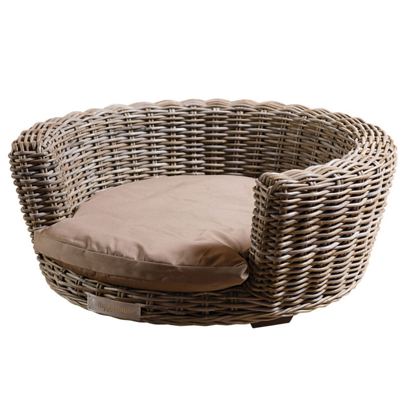 Curver Rattan Dog Bed